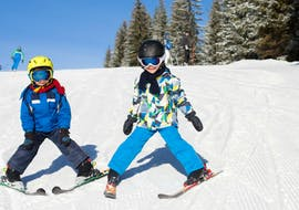Group Ski Lessons for Kids (6-15 years) - All Levels