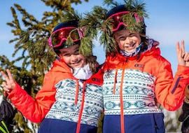 Kids Ski Lessons - February - Beginner - Arc 1800