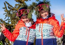 Kids Ski Lessons (6-12 y.) - Morning - Arc 1800 with Evolution 2 - Arcs 1600 & 1800