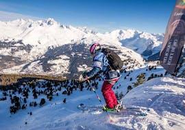 Cours particulier de ski Adultes - Haute saison - Arc 1800