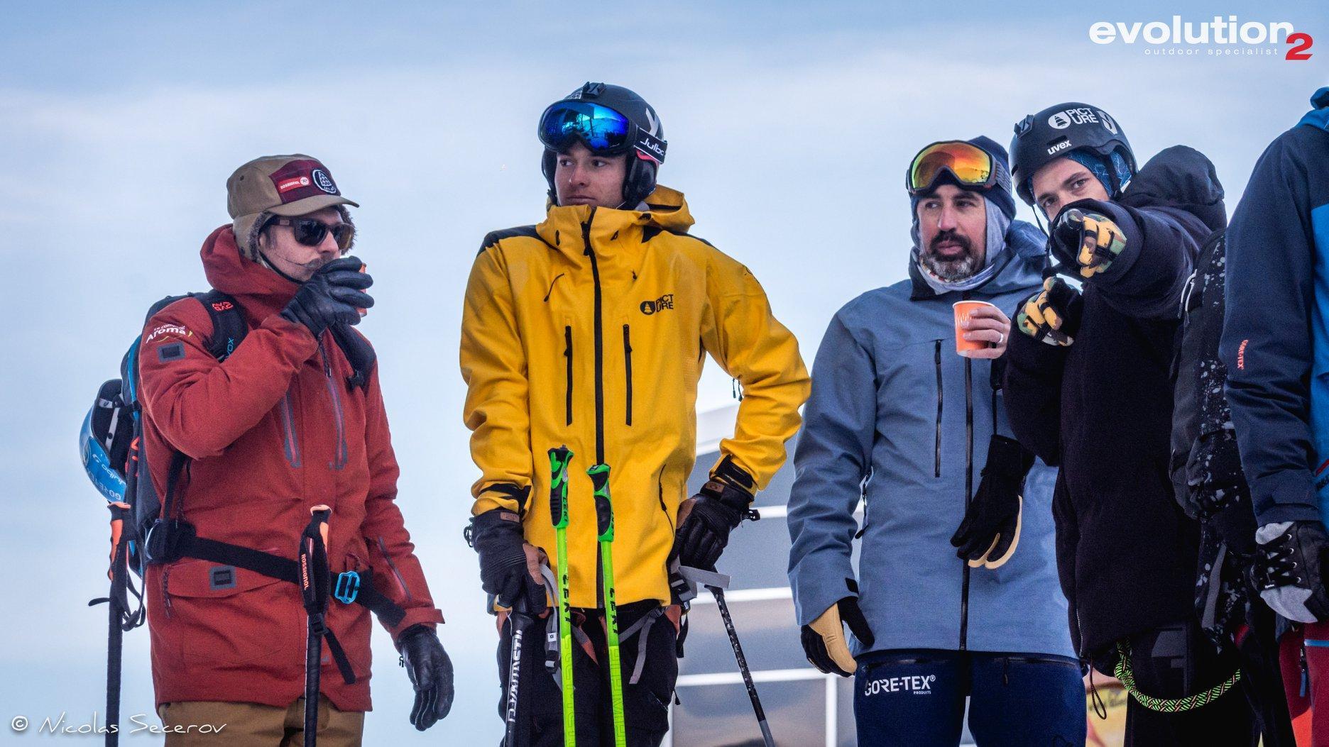 Cours de ski Adultes - Matin - Arc 1800
