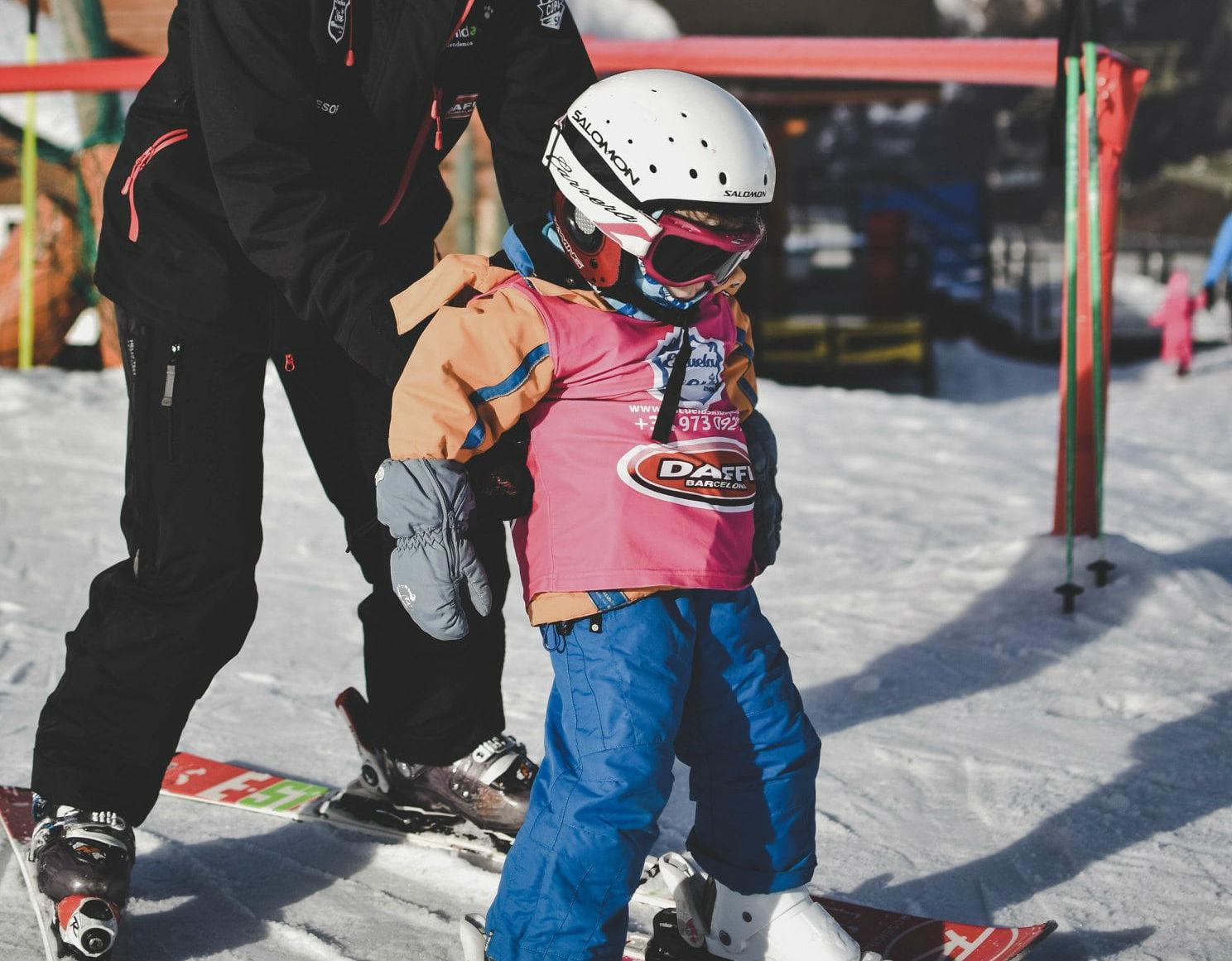 Moniteur de Ski Privé pour Enfants - Tous Niveaux