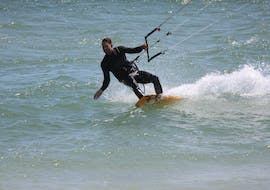 "Kitesurfing Lessons ""Refresh"" - Advanced"
