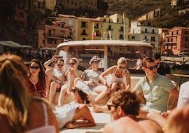 Balade privée en bateau Sorrente - Positano avec Baignade & Visites touristiques avec Capitano Ago Costiera Amalfitana