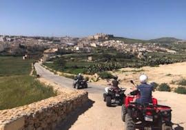 Ganztägige Quad Bike Tour auf Gozo