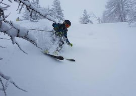 Ski Instructor Private for Adults - 1 Participant