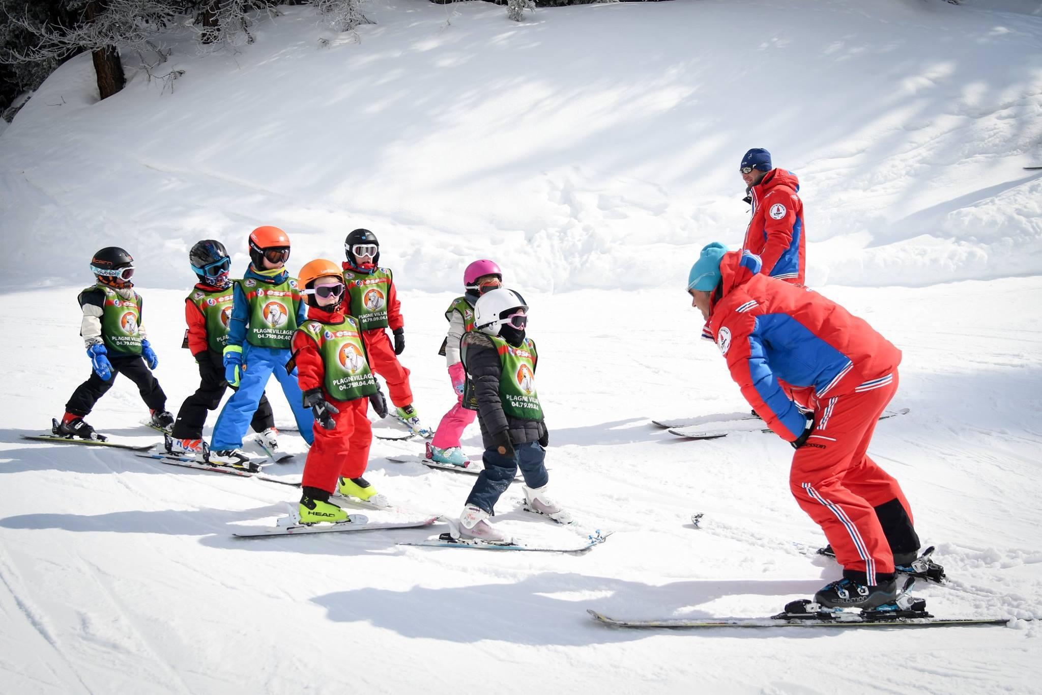 Cours de ski pour Enfants (5-12 ans) - Matin - Vacances