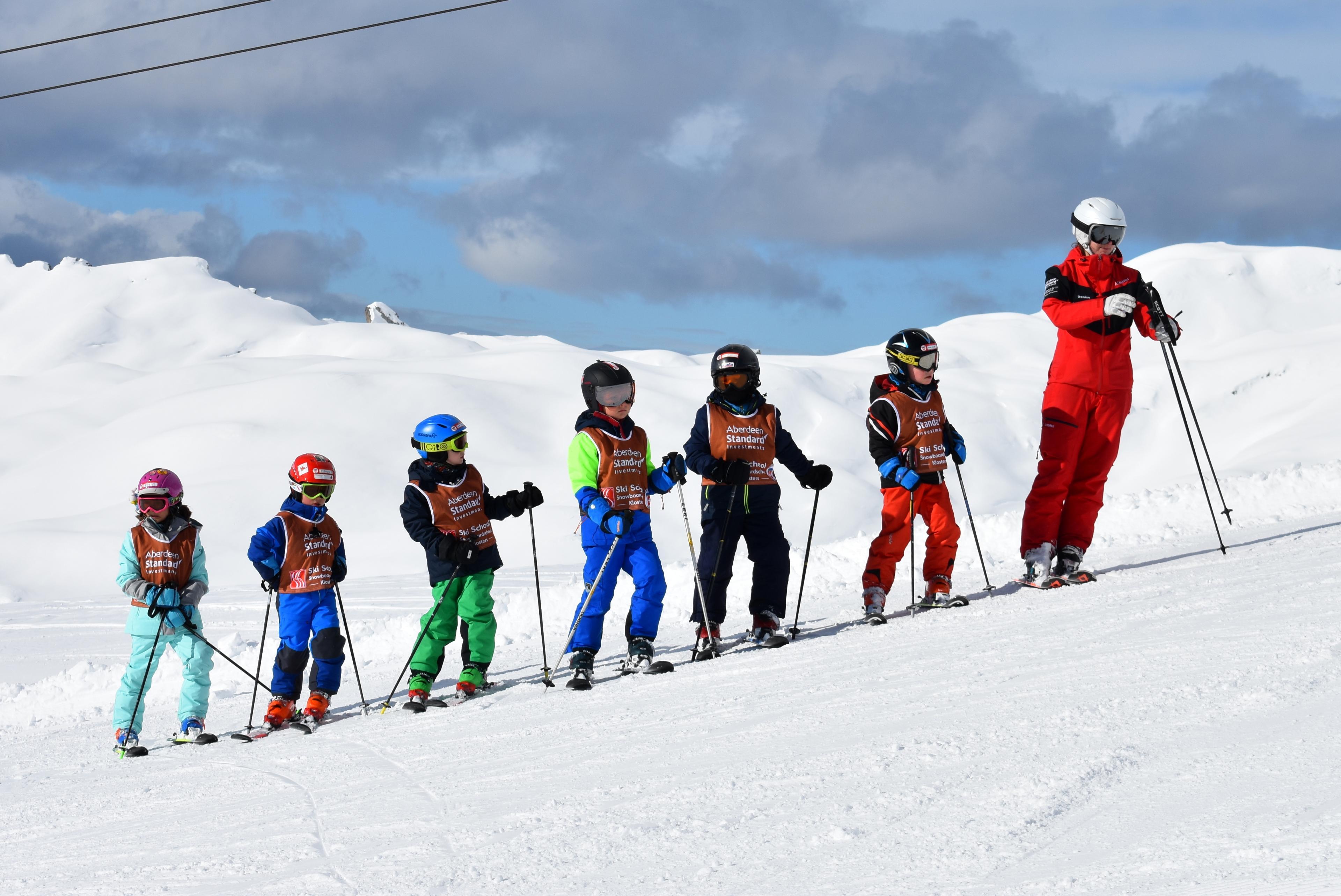 Cours de ski Enfants (dès 3 ans) pour Débutants