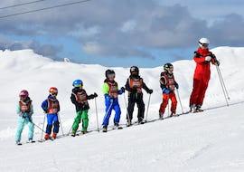 Kids Ski Lessons - Beginners/Intermediate - Madrisa