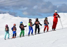 Cours de ski Enfants (dès 3 ans) pour Débutants avec École Suisse de Ski de  Klosters