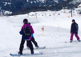 Snowboard Lessons for Kids & Adults - First Timer