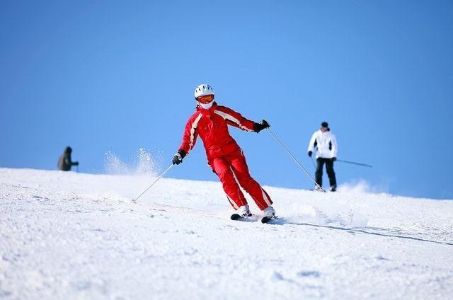 Privélessen skiën voor volwassenen in Lech/Zürs