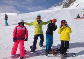 Snowboarding Lessons for Kids & Adults - Advanced