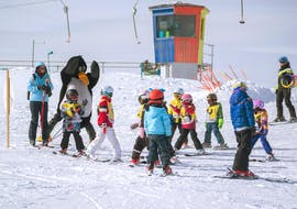 Premier Cours de ski Enfants (5-12 ans) - A.-midi - Arc 1800
