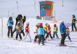 Kids Ski Lessons (5-12 years)  - Afternoon - Arc 1800