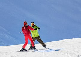 Private Ski Lessons for Adults - Holiday - Villaroger