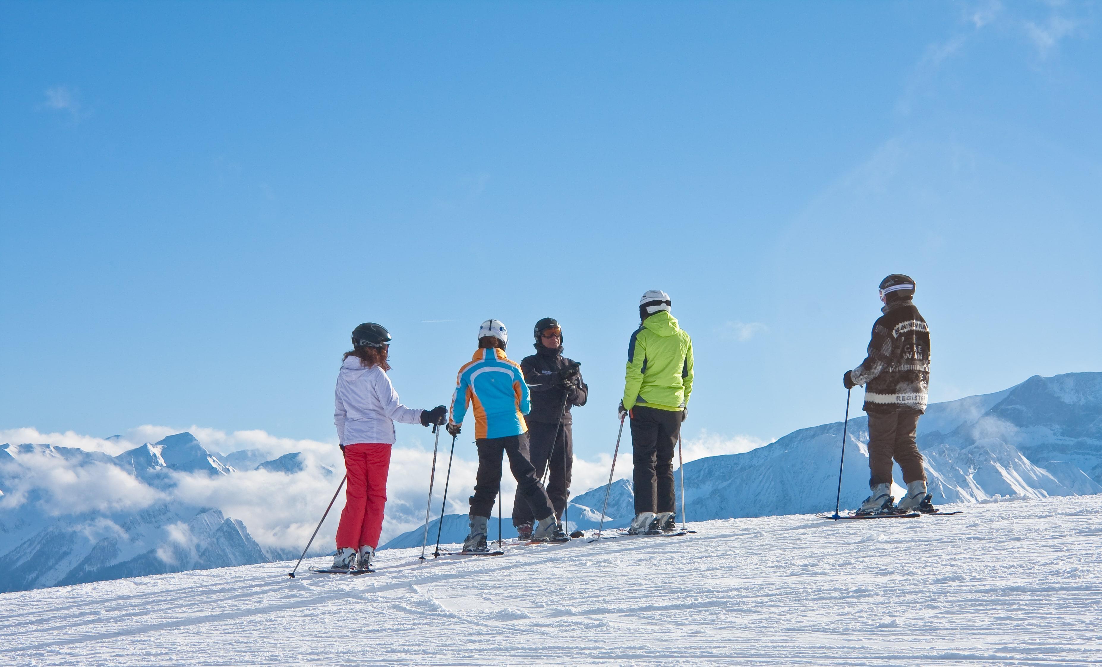Cours de ski Adultes - Arc 1950