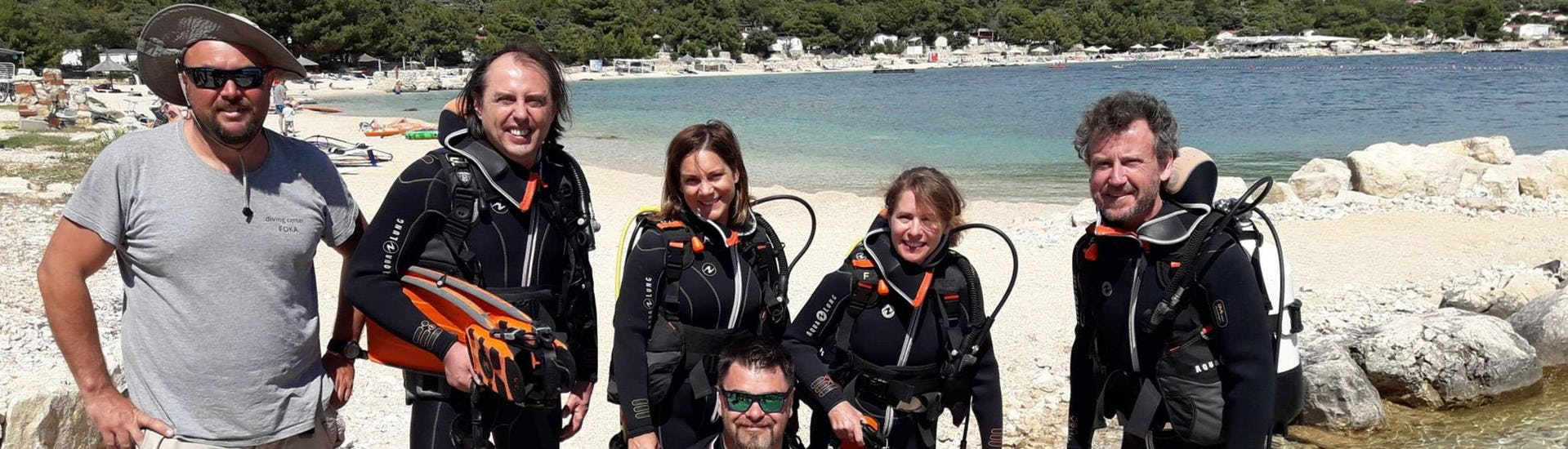 Scuba Diving Course for Beginners - NAUI Open Water Diver
