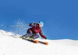 "Ski Instructor Private ""Carving Training"" for Adults"