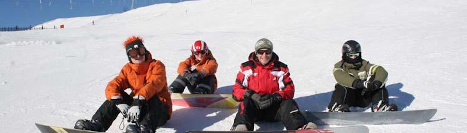 Private Snowboard Gruppenkurse - Alle Levels & Altersgruppen
