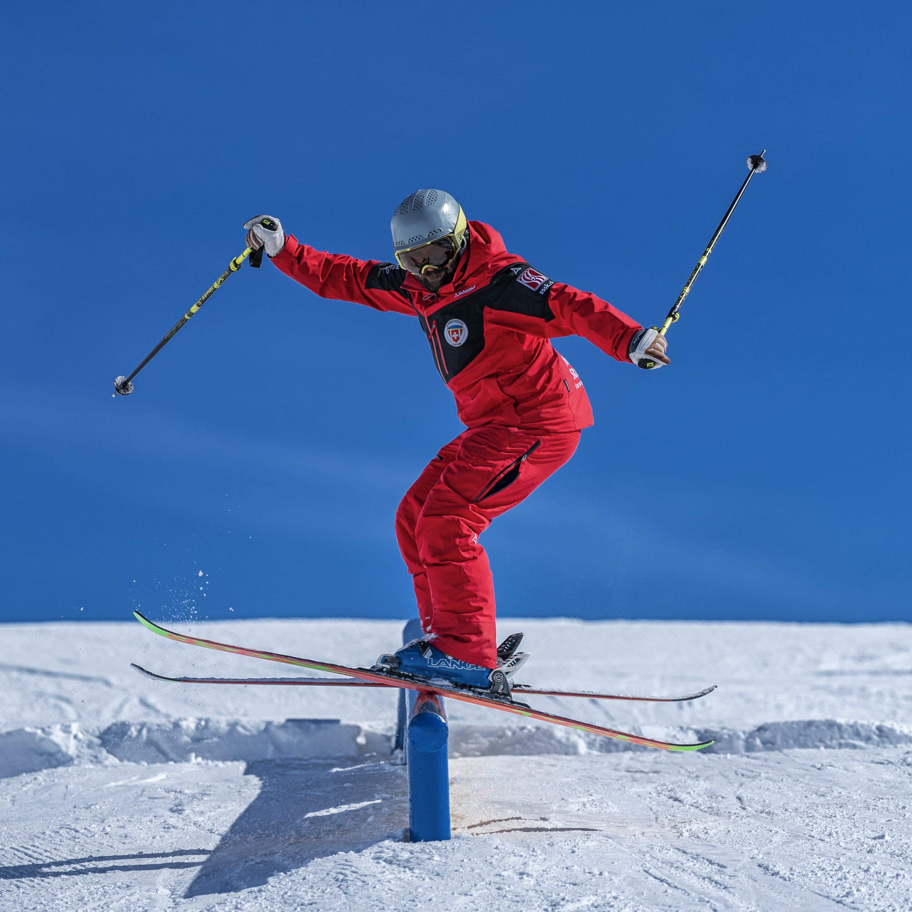 Cours de ski Enfants (6-16 ans) pour Skieurs avancés