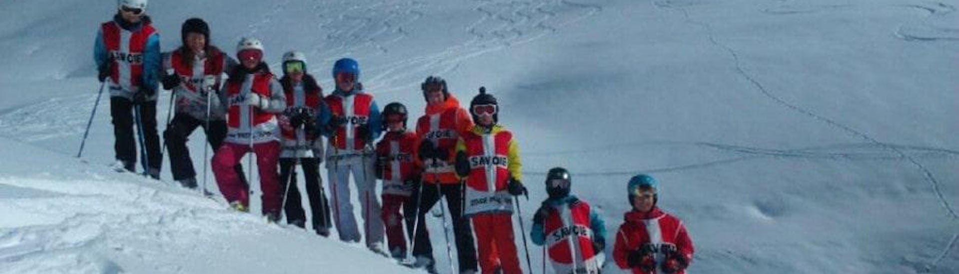 """Ski Lessons """"Competition"""" - Holiday - Advanced"""