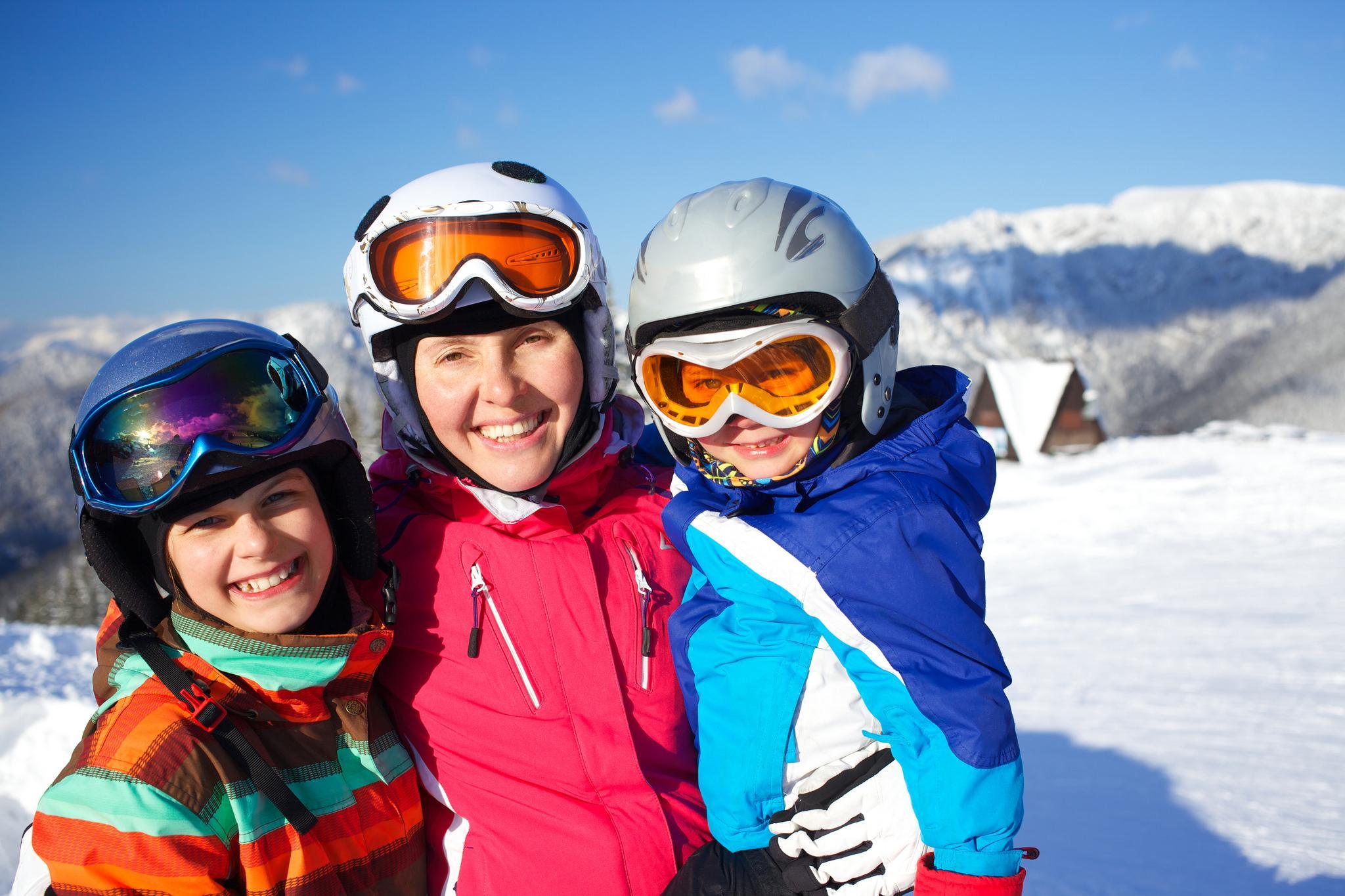 Cours particulier de ski Enfants pour Tous âges - Vacances