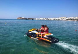 Jet Ski Hire at Saint George Beach - Naxos