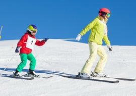 Ski Lessons for Kids (6-15 years) - Full Day - Holidays