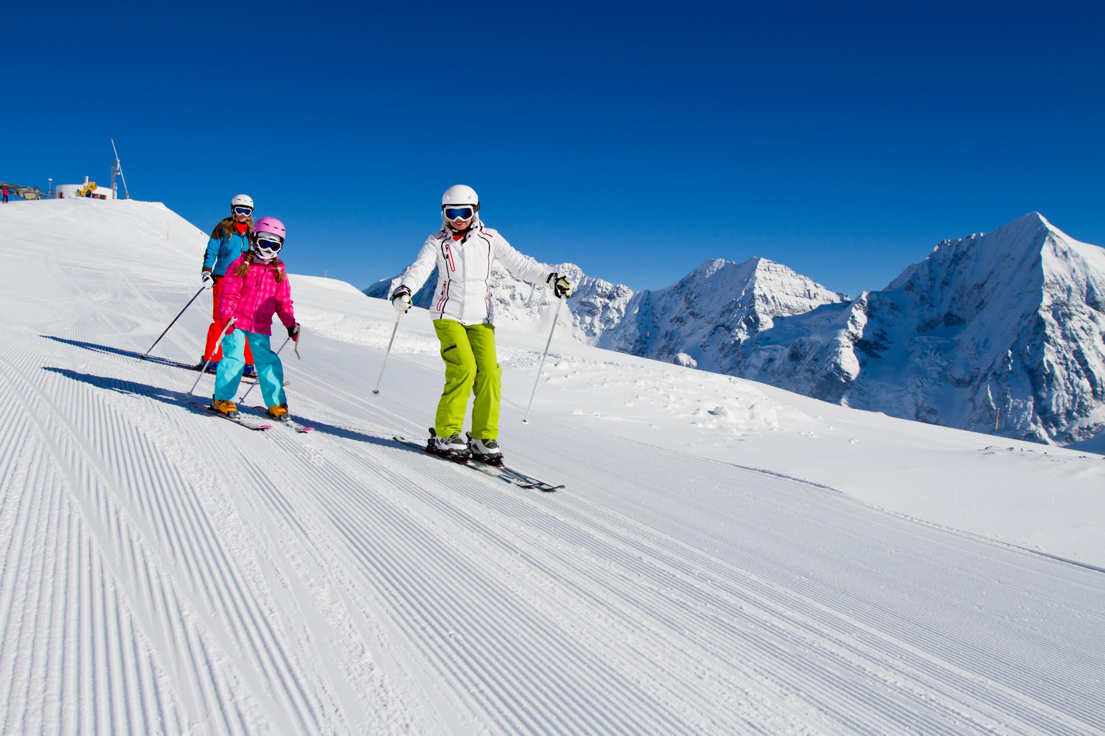 Cours de ski Ados (13-17 ans) - Arc 1950