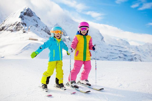 Cours de ski Enfants dès 6 ans pour Tous niveaux
