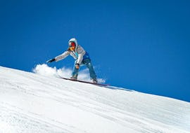 Snowboard Lessons for Kids (6-12 years) - All Levels
