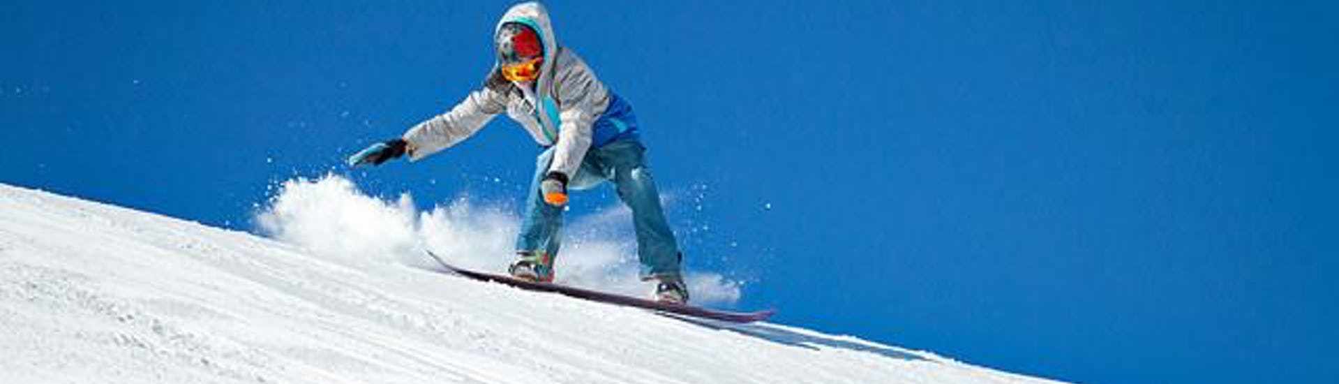 Snowboard Lessons for Kids (8-12 years) - All Levels