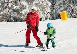 Privé skilessen voor kinderen vanaf 4 jaar voor alle niveaus met Skischule Ammertal