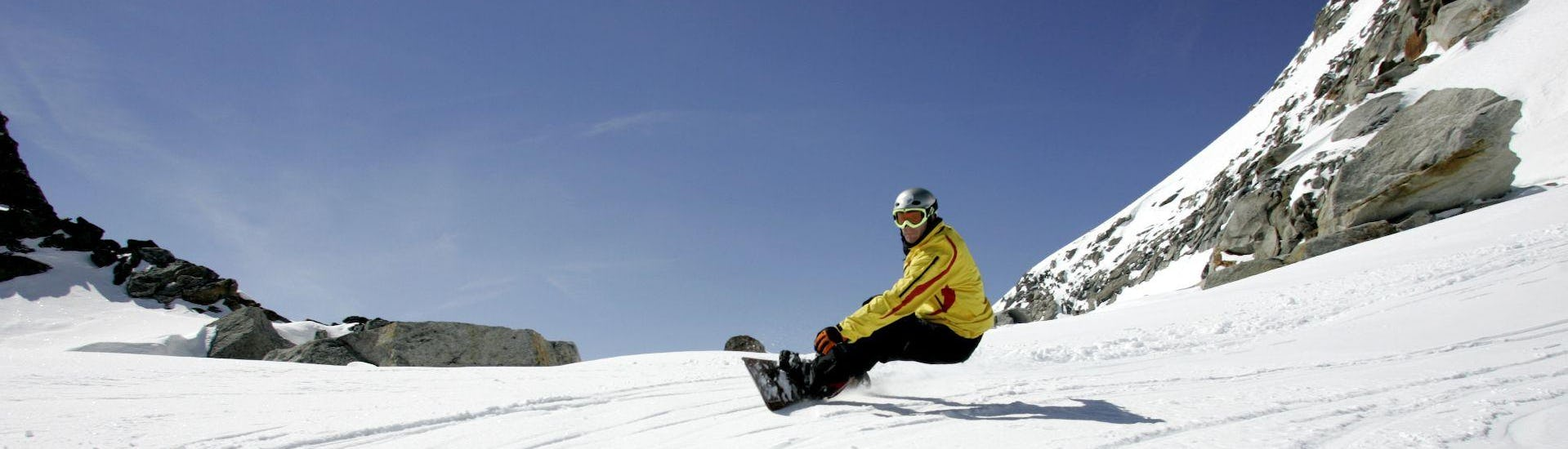 Snowboard Lessons for Kids (6-11 years) - All Levels