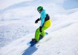 """Snowboardkurs """"Wochenende"""" (ab 8 Jahren) - Anfänger"""