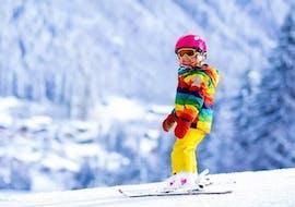 Privélessen skiën voor kinderen van alle leeftijden