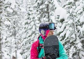 Cours particulier de snowboard pour Tous niveaux avec Ski Szkola Move it