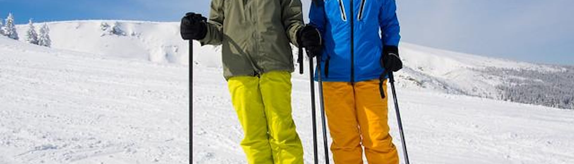 """Ski Lessons """"All-in-One"""" for Adults - Beginner"""