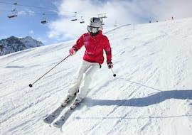 Privé skilessen voor volwassenen voor alle niveaus met Skischule Ammertal
