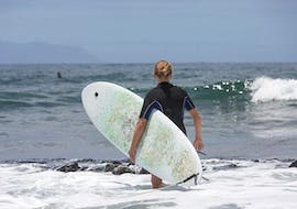Surfing Lessons for Kids & Adults - Advanced