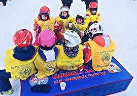 Kids Ski Lessons (4-6 y.) - First Timer