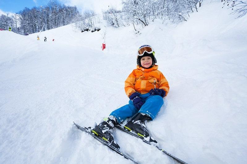 Cours de ski pour Enfants dès 6 ans pour Tous niveaux