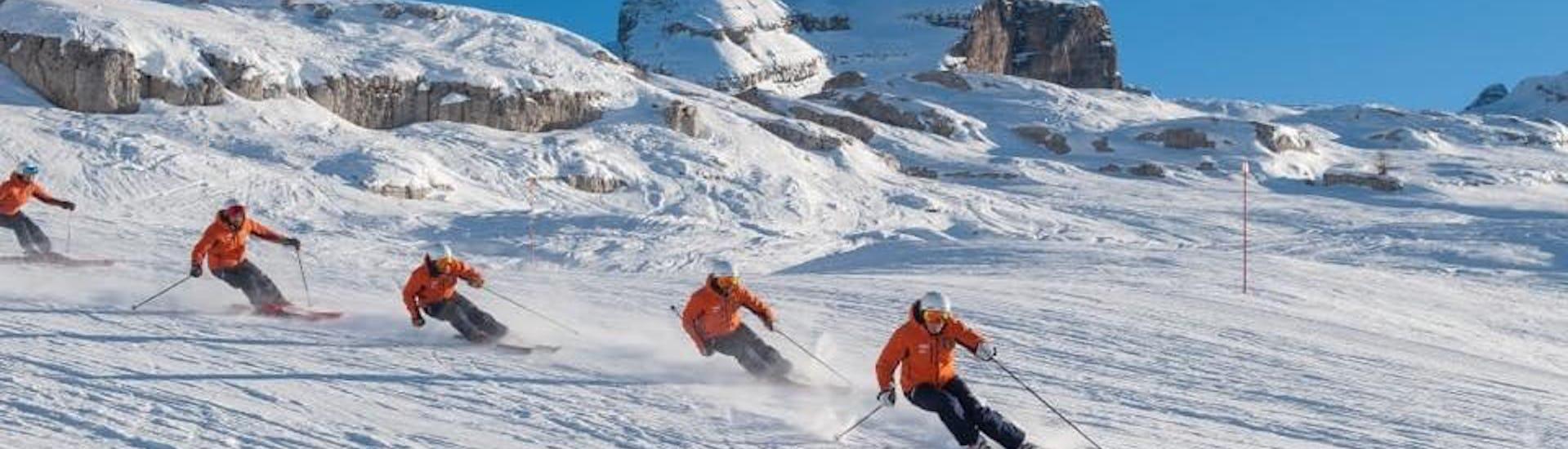 Ski Privatlehrer für Erwachsene - Hochsaison