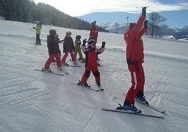 Ski Lessons for Kids (5-13 years) - Beginners