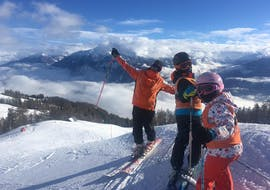 Kids Ski Lessons (6-12 y.) for All Levels - Max 5 - Montana