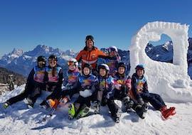 Kinder-Skikurs (4-12 J.) für alle Levels - Feiertage