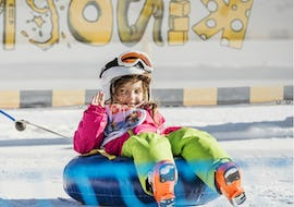 "Ski Lessons ""BOBO's Miniclub"" (3-5 years) - Beginner"