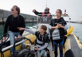 Trial Scuba Diving for Beginners - Cascais