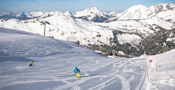 Moniteur de Ski Privé Matin pour Adultes/Enfatns